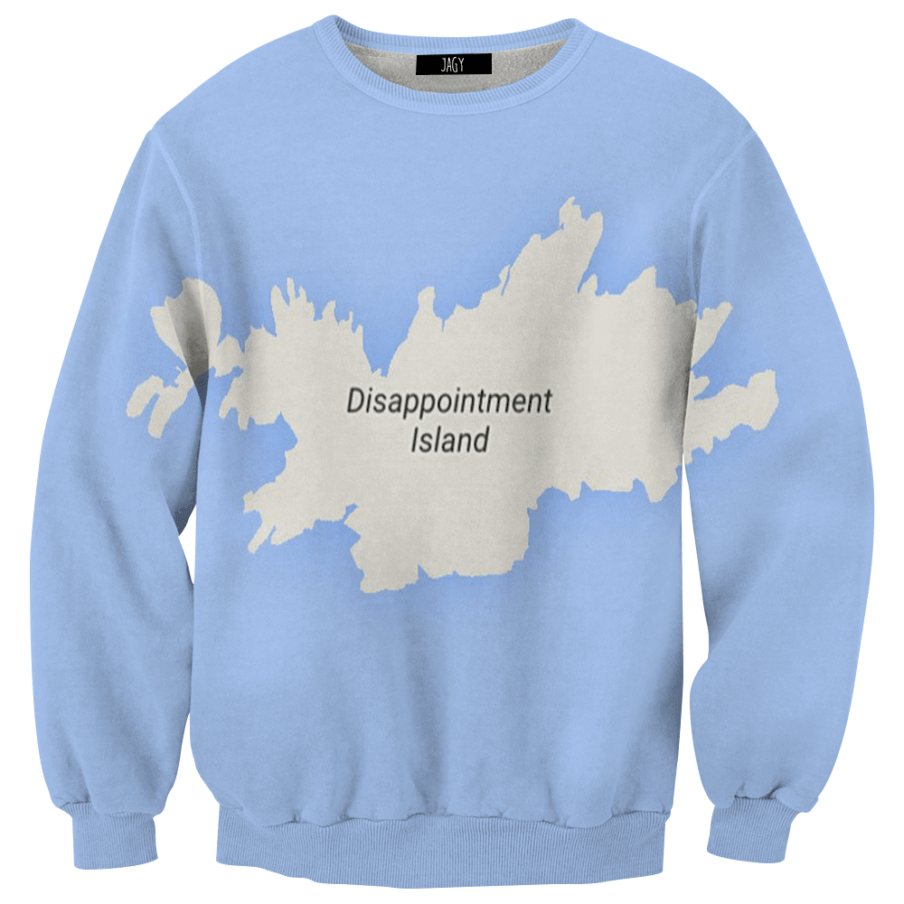 Sweater - Disappointment Island