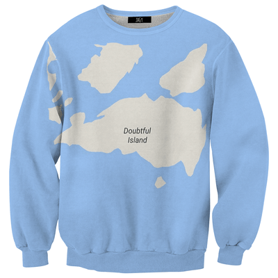 Sweater - Doubtful Island