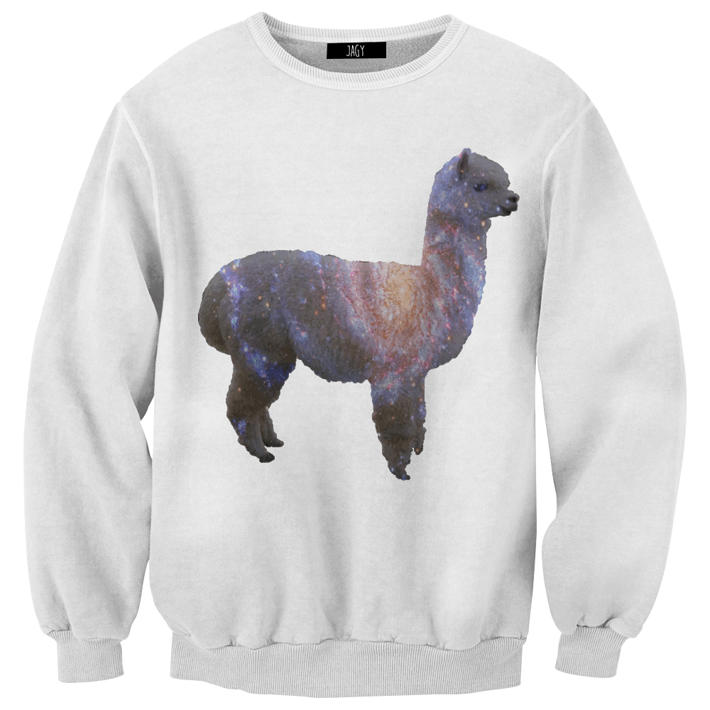 Sweater - Galaxy Alpaca