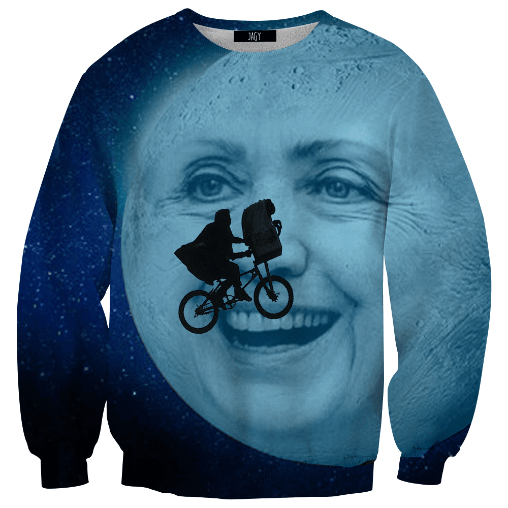 Sweater - Hilary Clinton ET