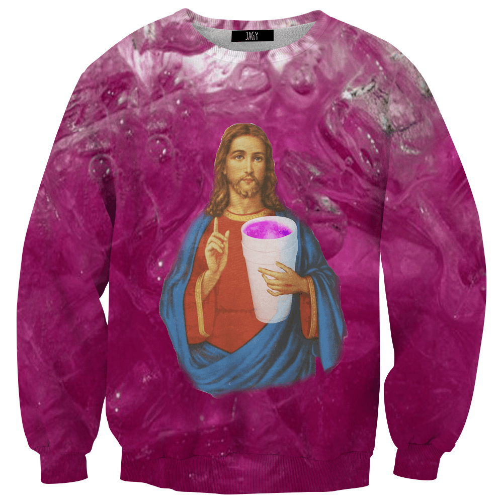 Sweater - Holy Lean