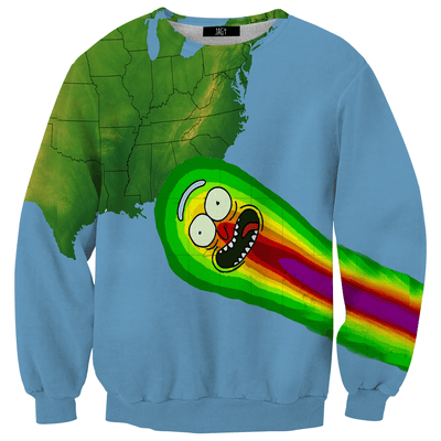 Sweater - Hurricane Rick Sweatshirt