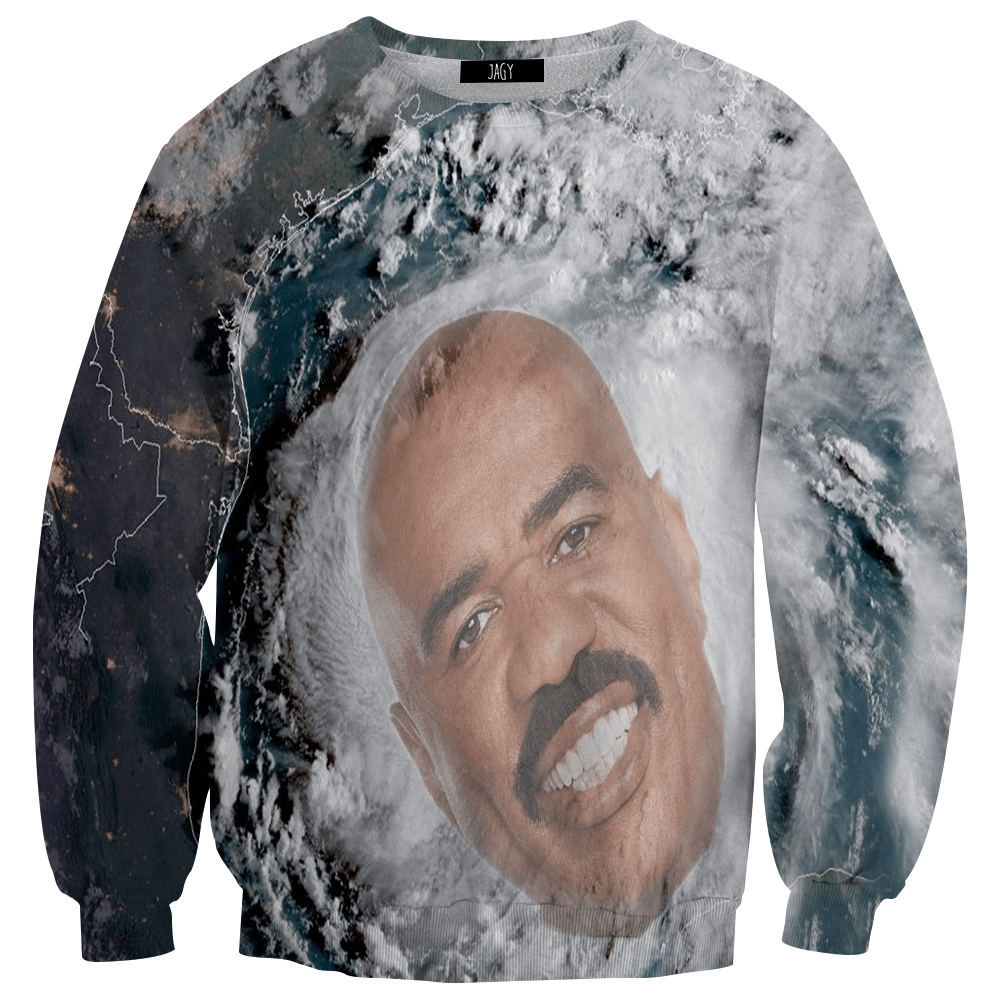 Sweater - Hurricane Steve Sweatshirt