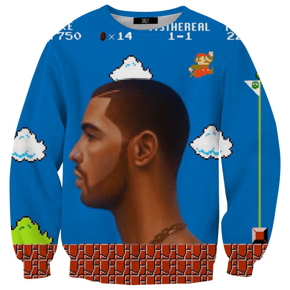 Sweater - It'sa Drakeio