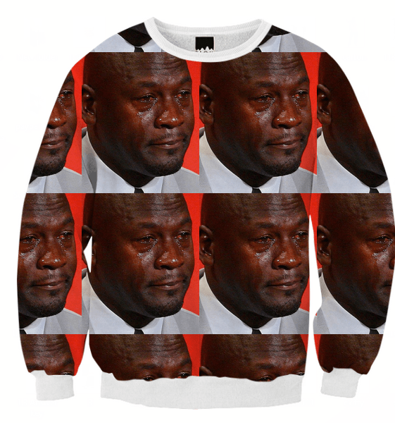Sweater - Jordan Feels