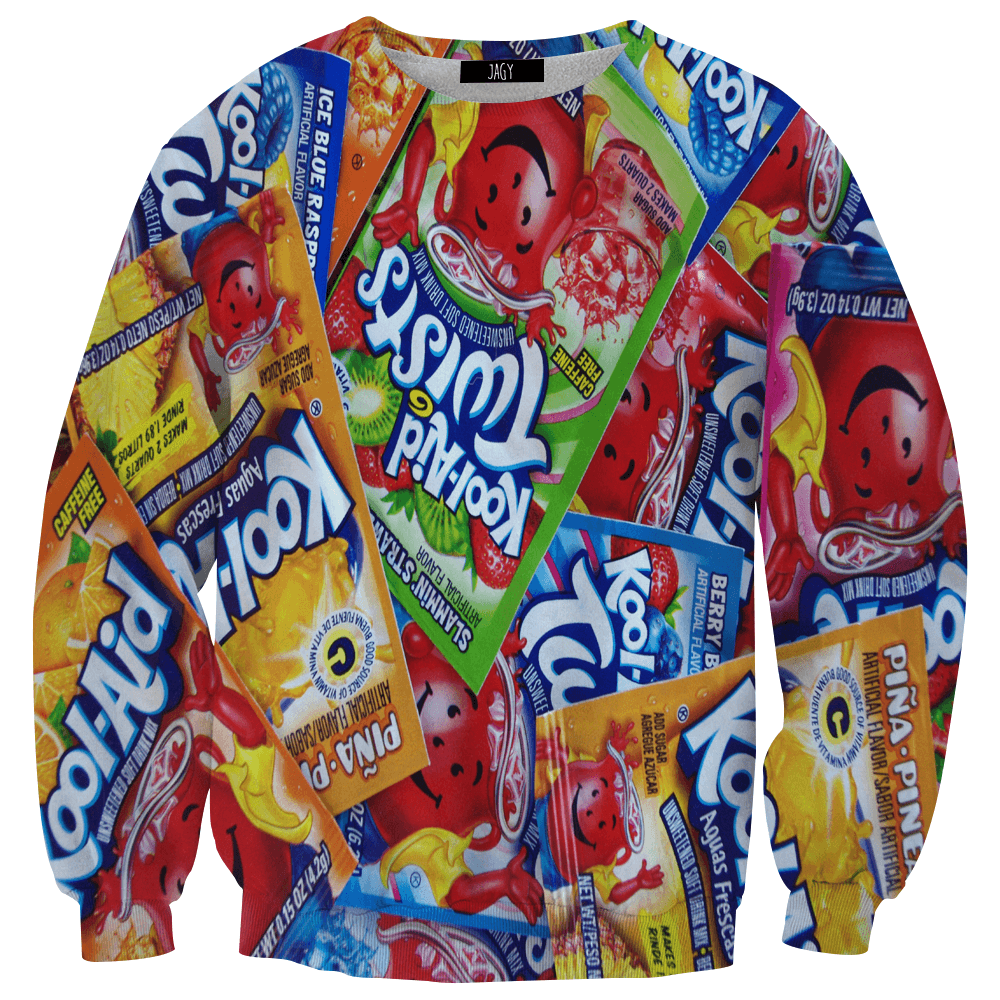 Sweater - Kool Aid Mix