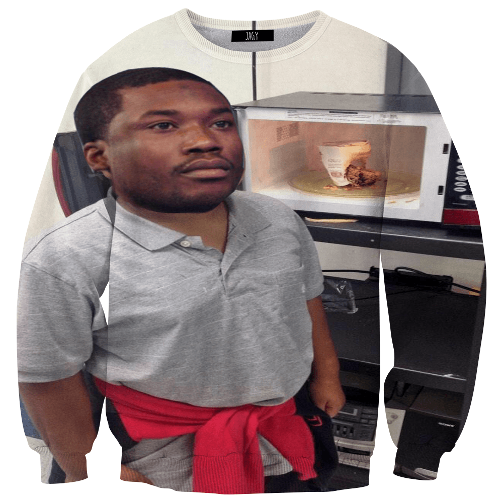 Sweater - Meek Mill Burnt Mixtape