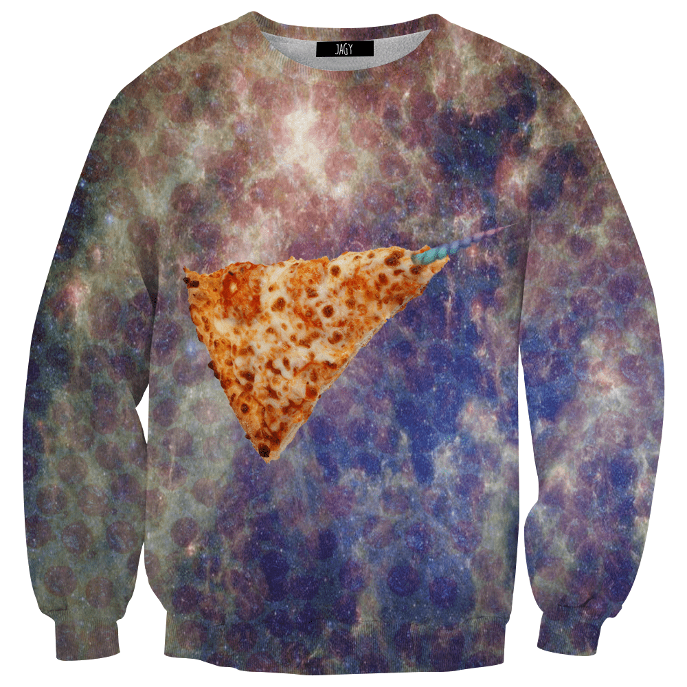 Sweater - Pizza Corn