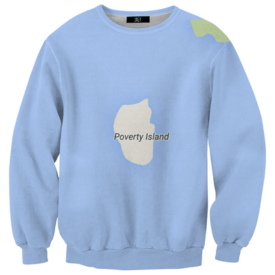 Sweater - Poverty Island