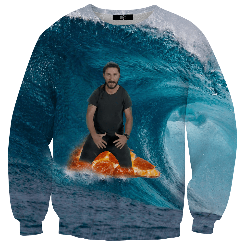 Sweater - Shia, The Do It Surfer