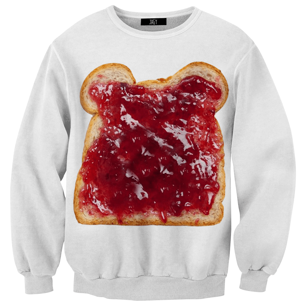 Sweater - The Jelly Side