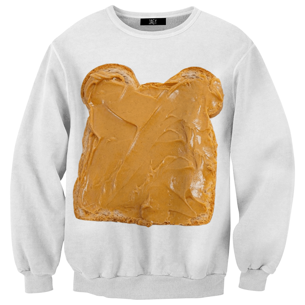 Sweater - The Peanut Butter Side