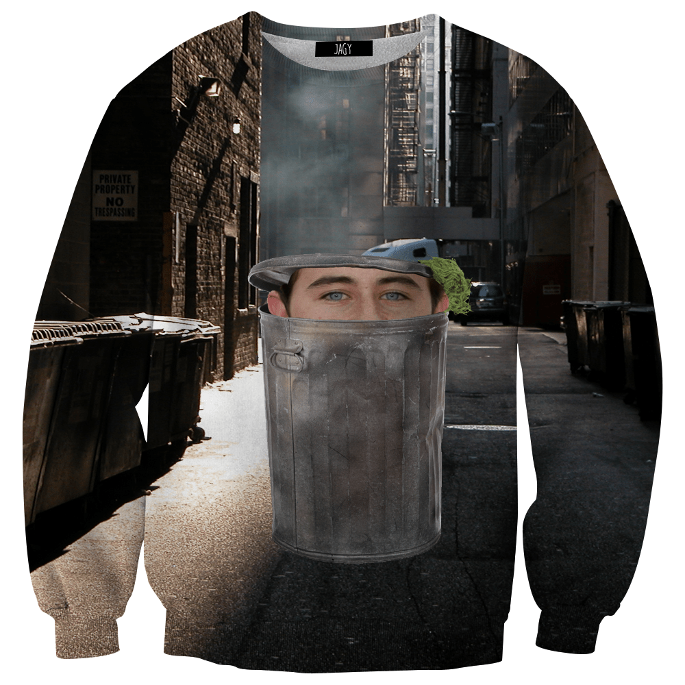 Sweater - Trash Grier