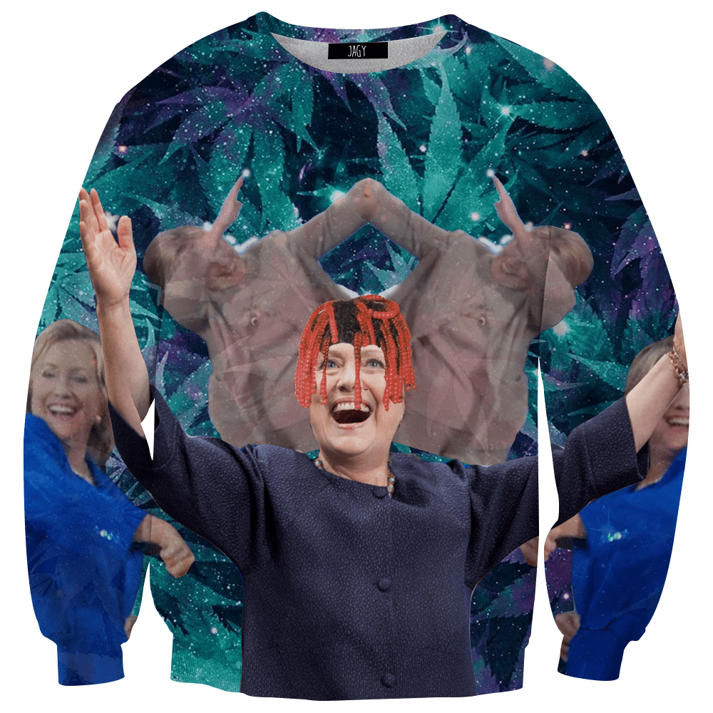 Sweater - Turnt Hilary