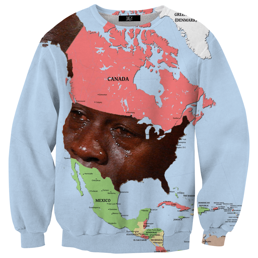 Sweater - U.S.A. Depressing Future