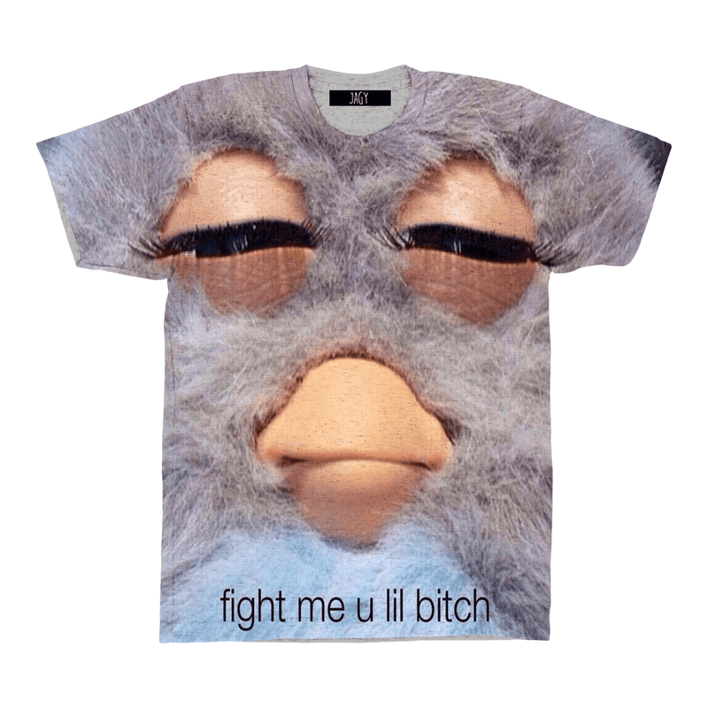 T-Shirts - Fight Me Furby