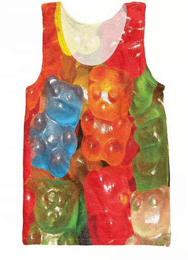 Tank Tops - Gummy Bear's
