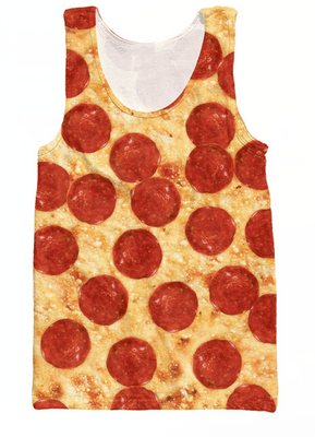 Tank Tops - PIZZA