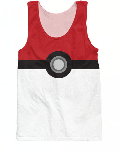 Tank Tops - Poké Ball