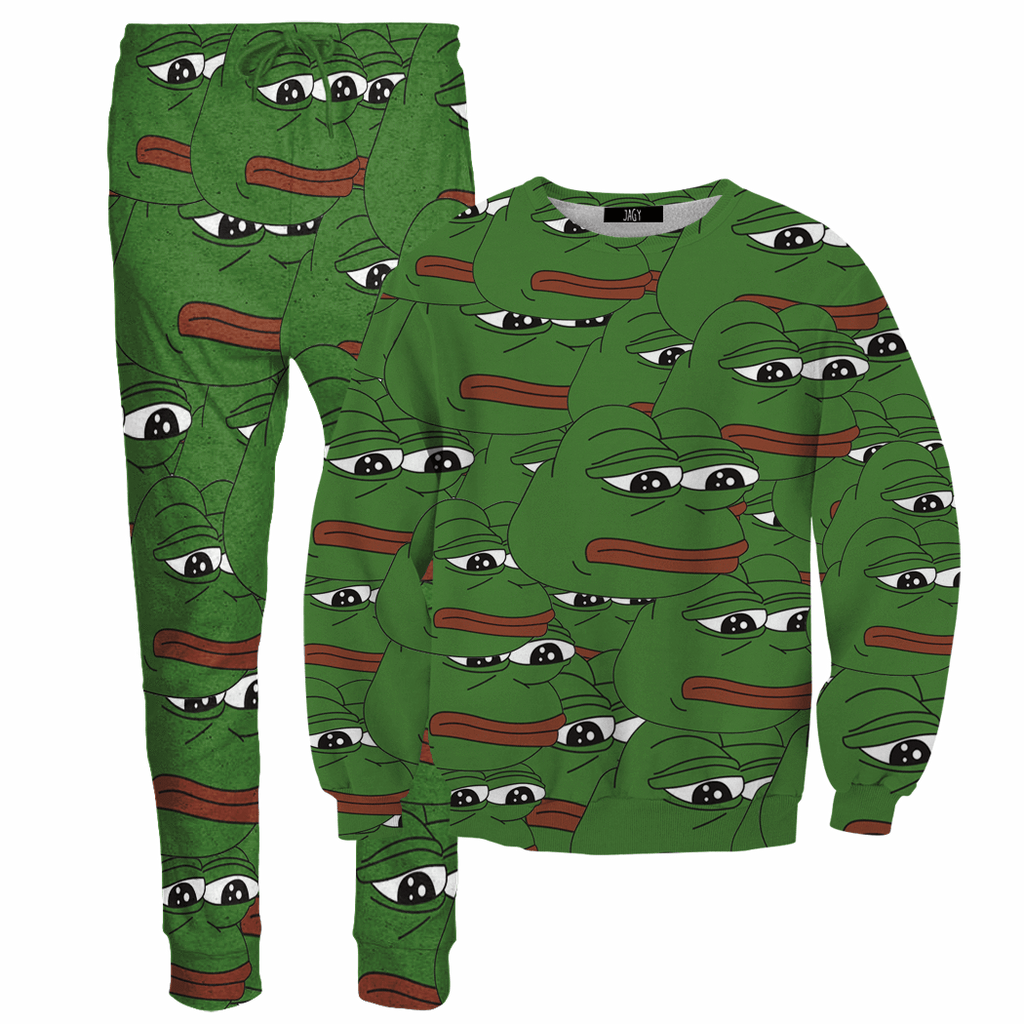 Tracksuit - Pepe The Frog Tracksuit