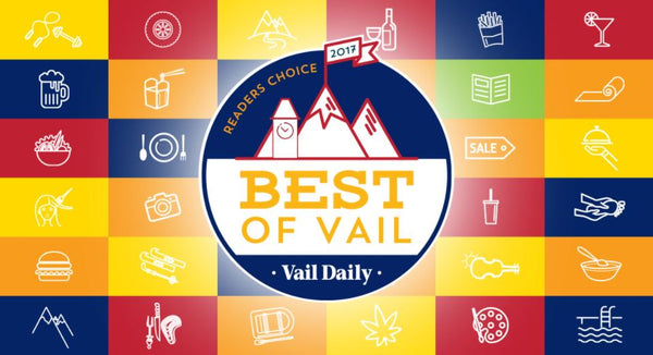 Vote Valleygirl Boutique the Best of Vail!