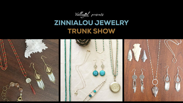Zinnialou Trunk Show | 20% off all pieces