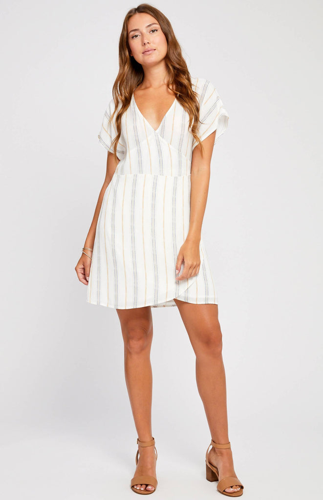 Gentle Fawn Brimmley Wrap Dress