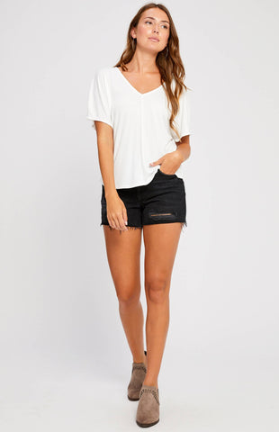 Gentle Fawn Maddox V-Neck Top