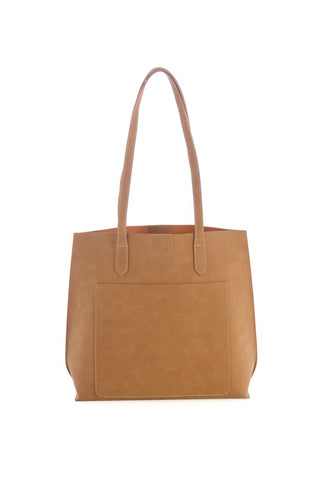 Shiraleah Blair Day Tote In Tan