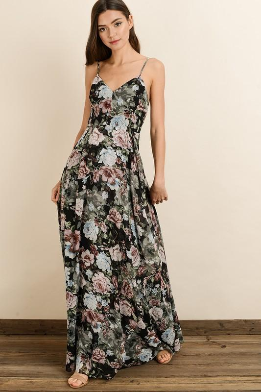 Bailey Rose Garden Maxi