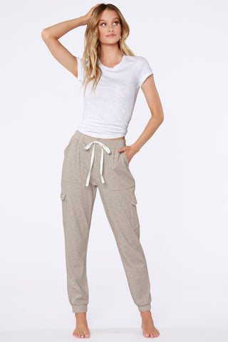 Liza Cargo Pocket Pants