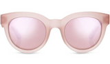 TOMS Traveler Florentin In Smoke Lilac Sunglasses