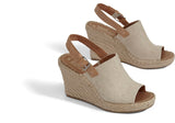 TOMS Monica Wedges In Natural