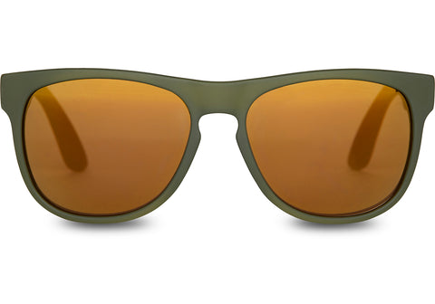 Traveler Manu Matte Sunglasses By Toms