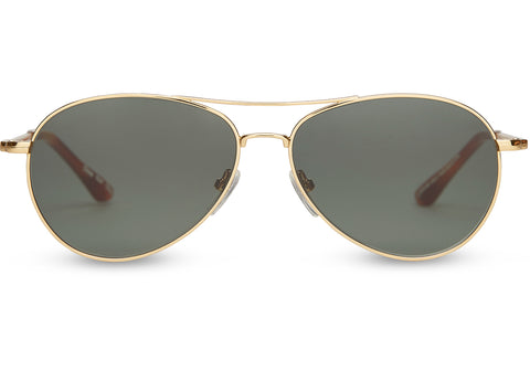 TOMS Kilgore Sunglasses In Gold