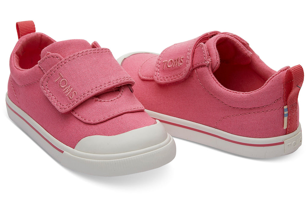 Tiny TOMS Doheny Sneakers In Bubblegum