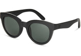 Traveler Florentin Matte Black Sunglasses By Toms