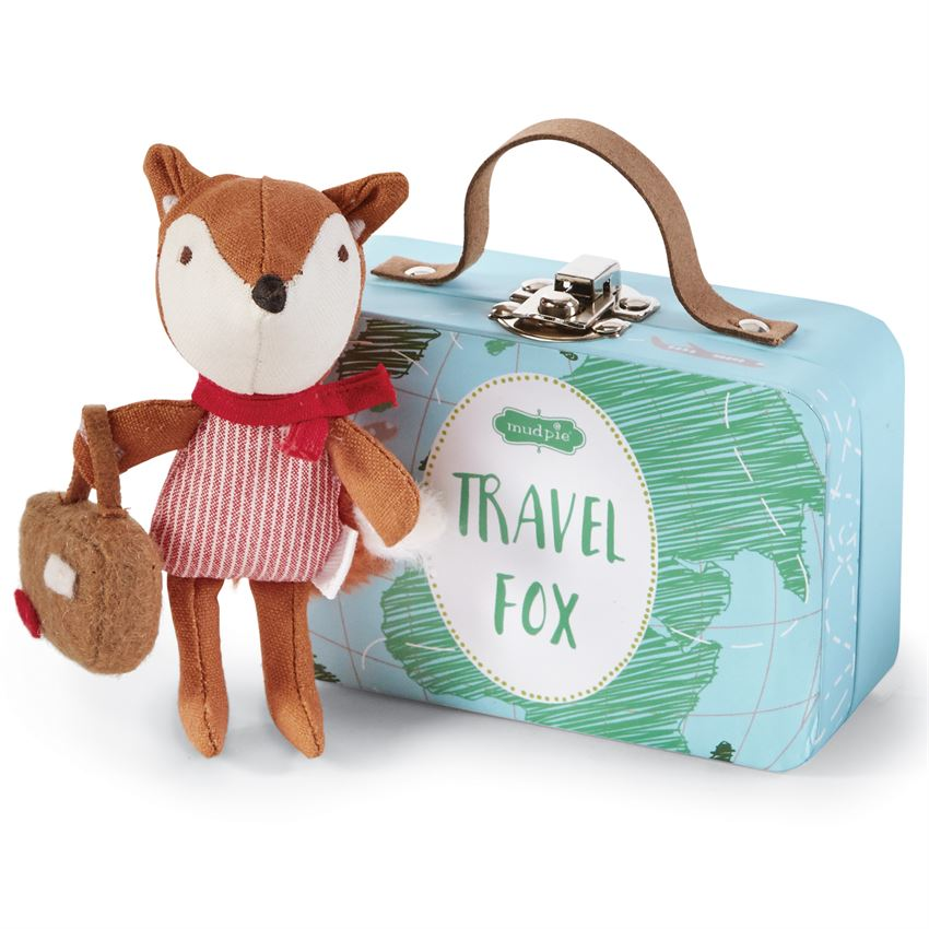 Boy Travel Fox