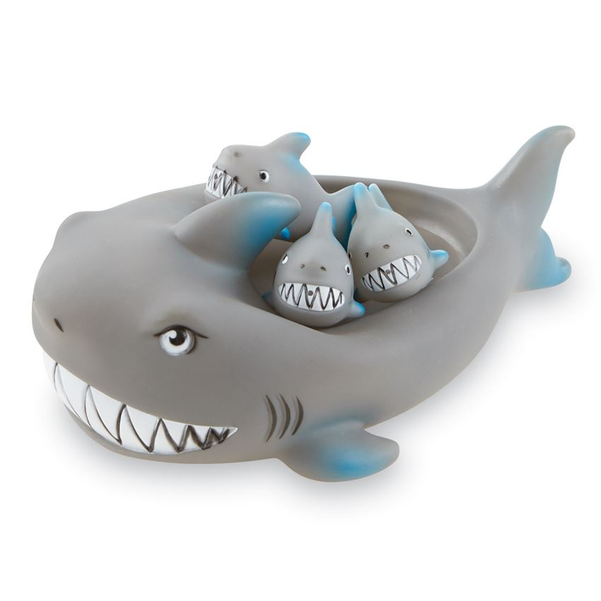 Shark Bath Toy Set