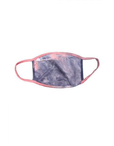 Adult: Reusable Face Mask, Slate Tie-Dye