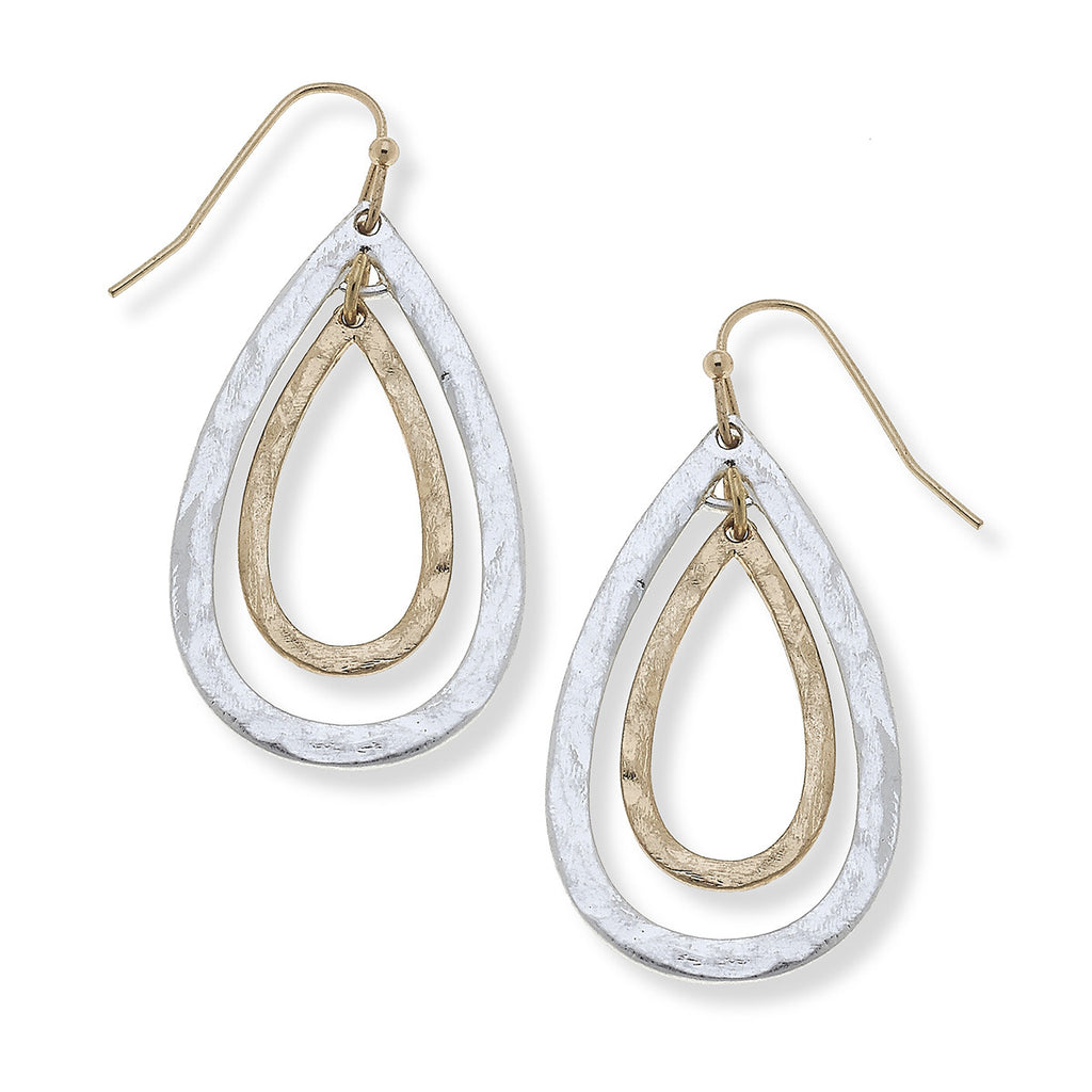 Viana Tear Drop Earrings