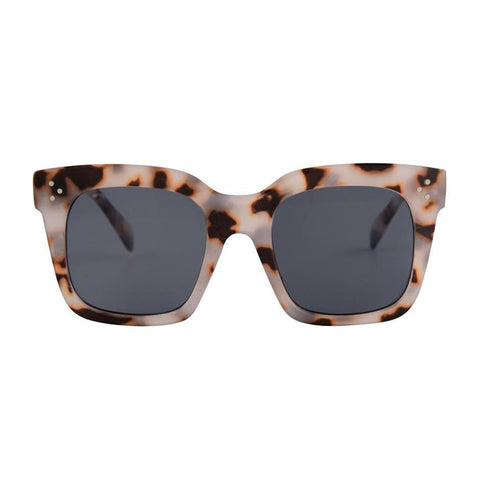 Waverly Sunglasses, Snow Tortoise