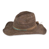 Janis Sun Hat In Brown
