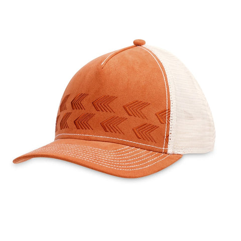 Kirby Trucker Hat, Sienna