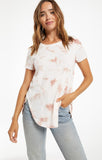 Tove Cloud Tie-Dye Swing Tee