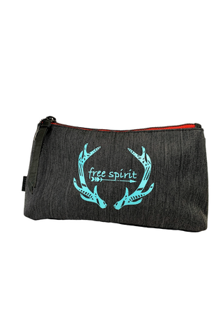 'Free Spirit' Makeup Bag