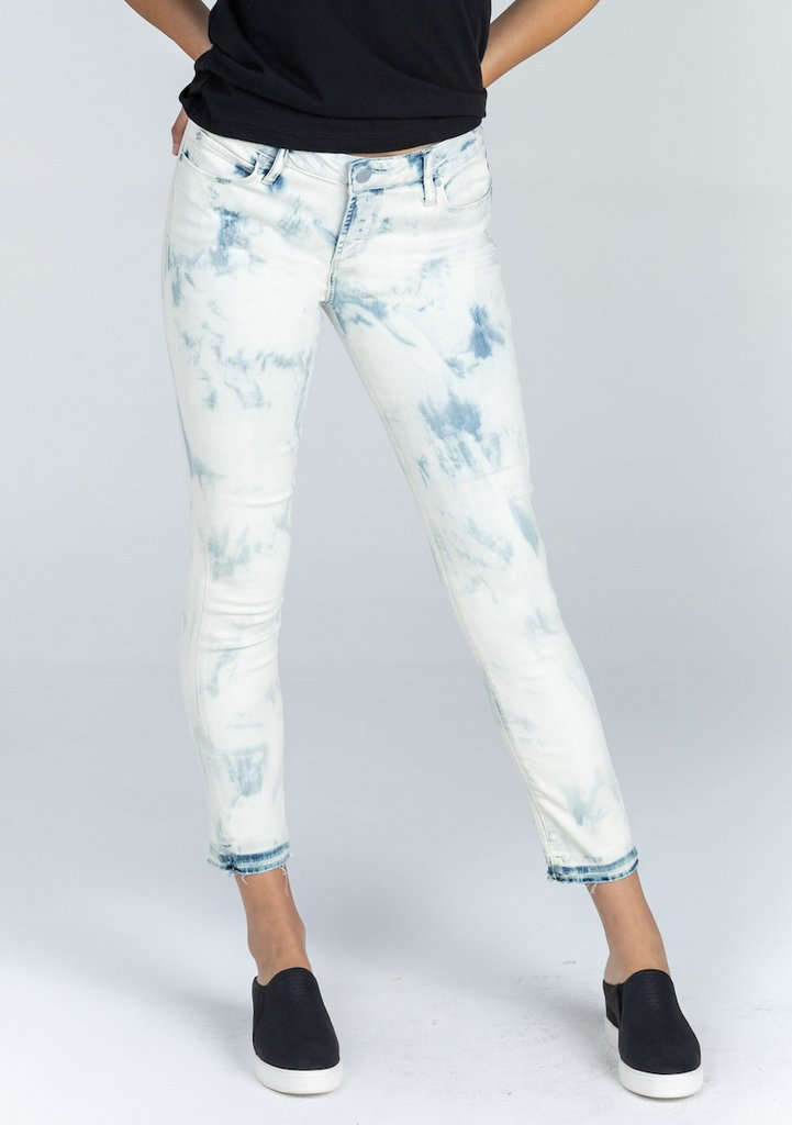 Carly Tie-Dye Jeans, Cannon