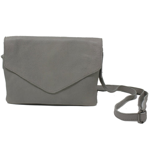 Harbor Envelope Purse In Charcoal
