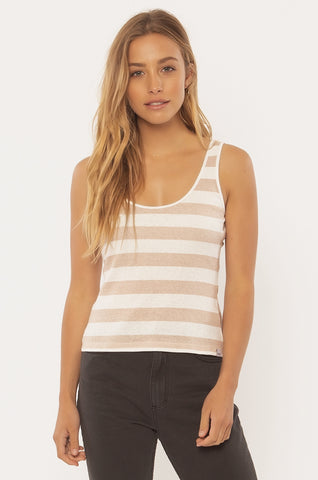 """Washed Away"" Knit Tank"