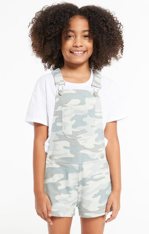 Girls Payton Shortall, Camo